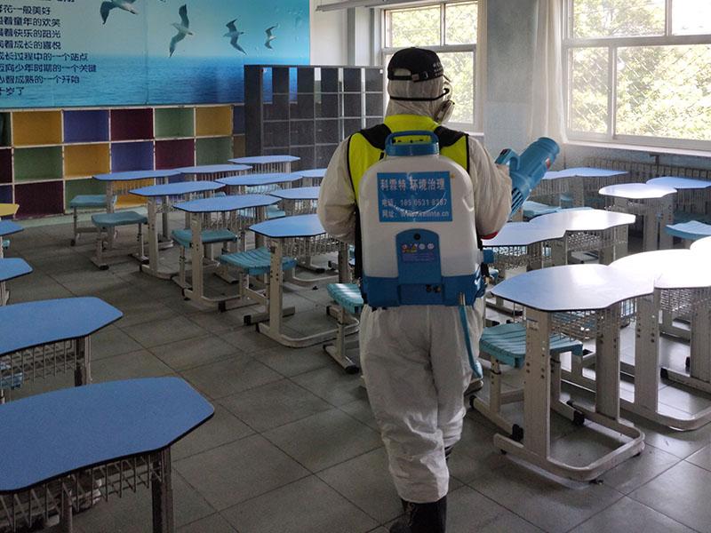 教室消杀服务