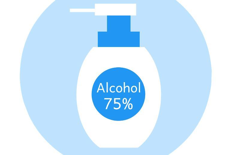 疫情期间我可以在家用白酒进行消毒吗?